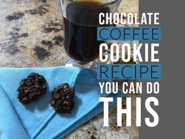 Recipe Chocolate Coffee Cookies